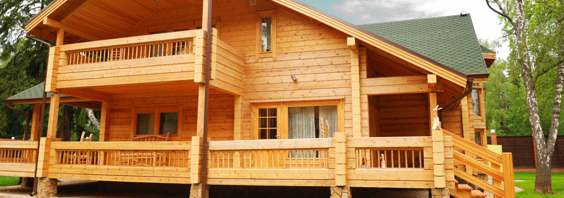 Villa ossature bois en Haute-Savoie