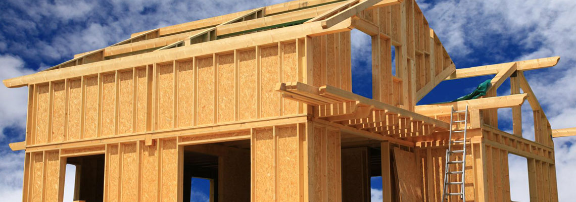Projet de construction de maison en bois